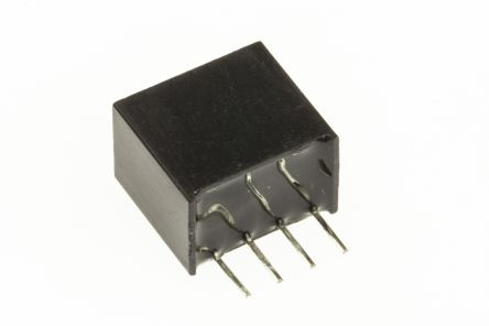 Recom RI 2W Isolated DC-DC Converter Through Hole, Voltage in 4.5 → 5.5 V dc, Voltage out 5V dc