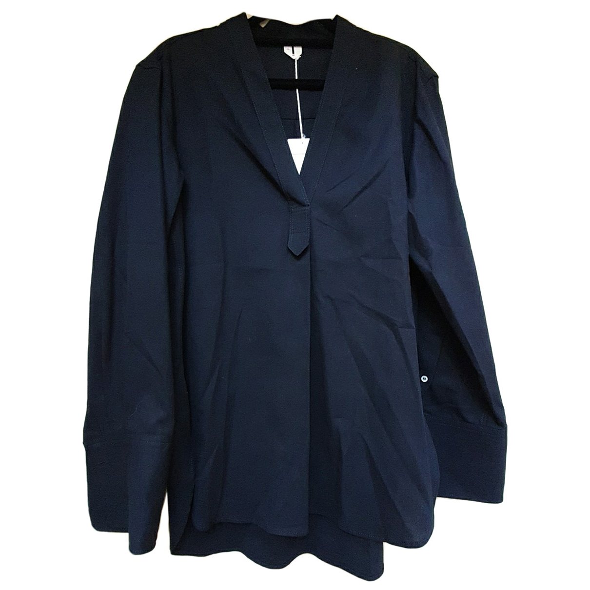 Arket \N Navy Cotton  top for Women 36 FR