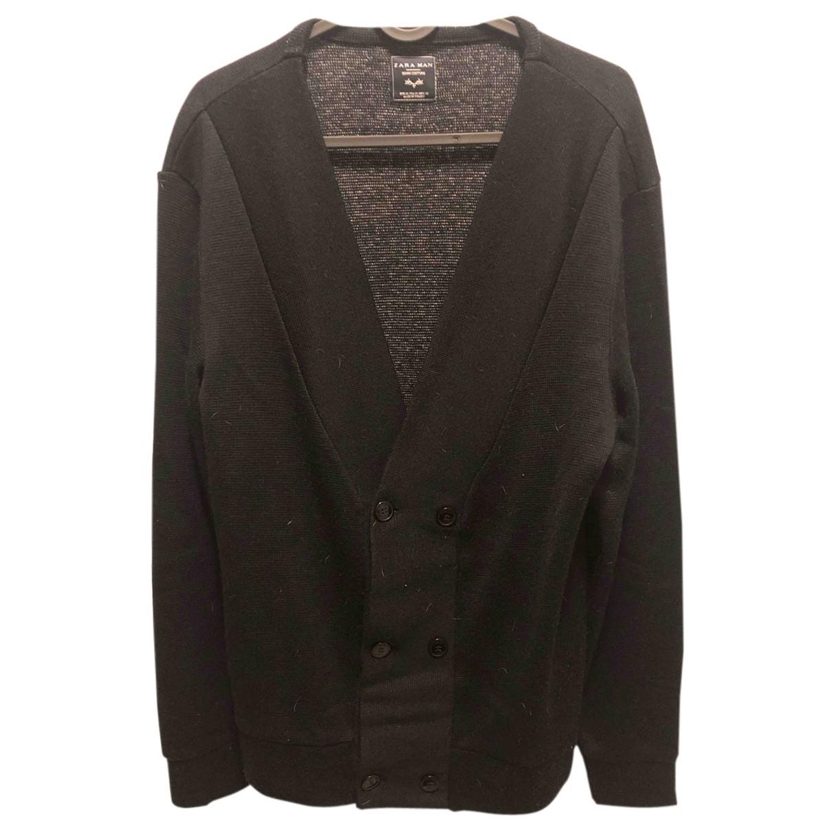 Zara N Black Knitwear & Sweatshirts for Men XL International