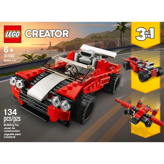 Lego® Creator™ 3-In-1 Sports Car Set | Michaels®