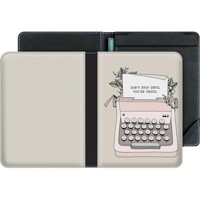 tolino vision 4 HD eBook Reader Huelle - Dont Stop von Barlena