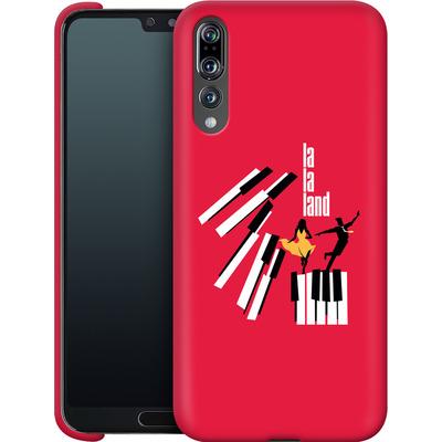 Huawei P20 Pro Smartphone Huelle - Red Piano von La La Land