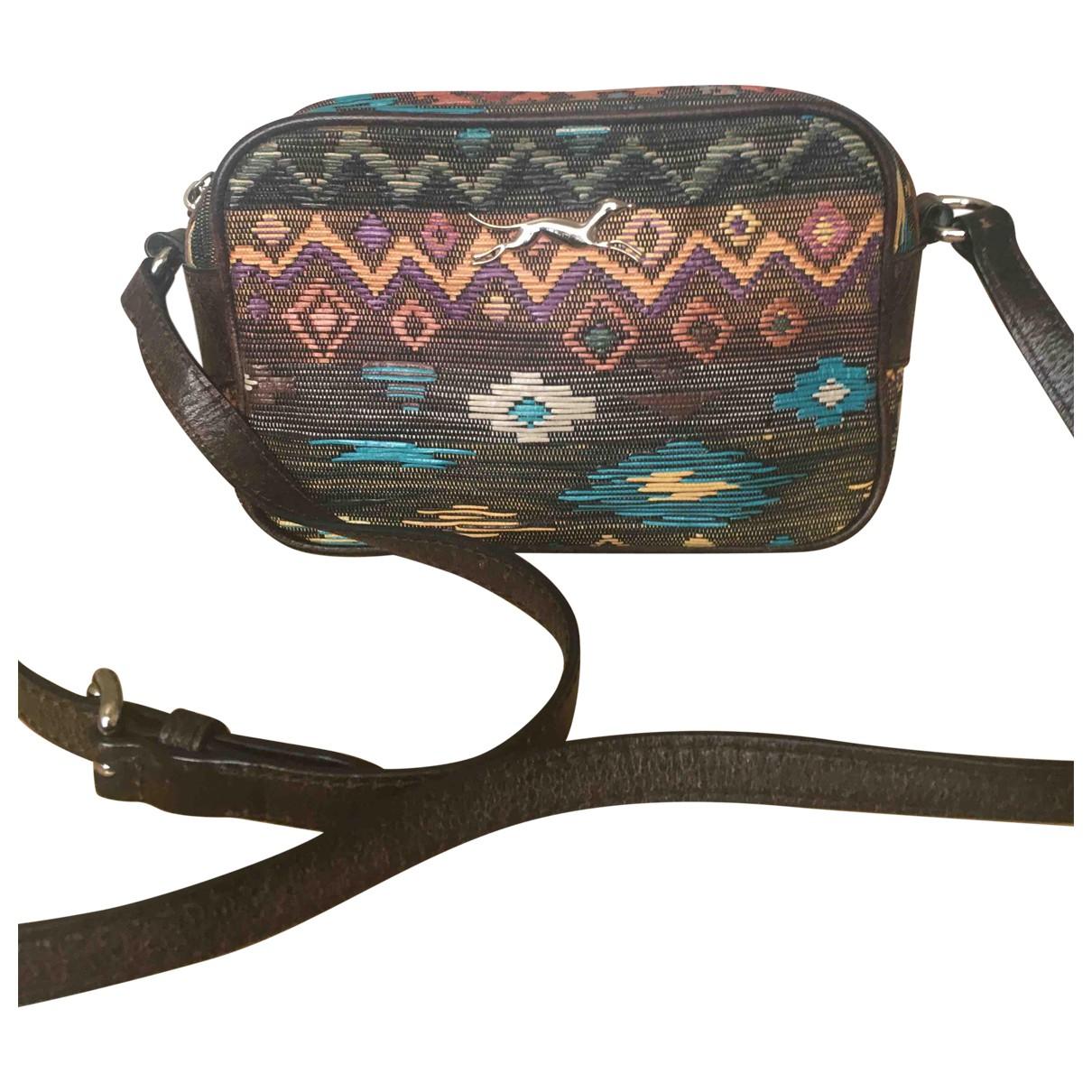 Bimba Y Lola \N Multicolour Leather handbag for Women \N