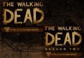 The Walking Dead + Season 2 Steam CD Key