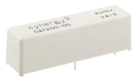 Cynergy3 Relay reed 7KV 200W 5V SPNO Tungsten