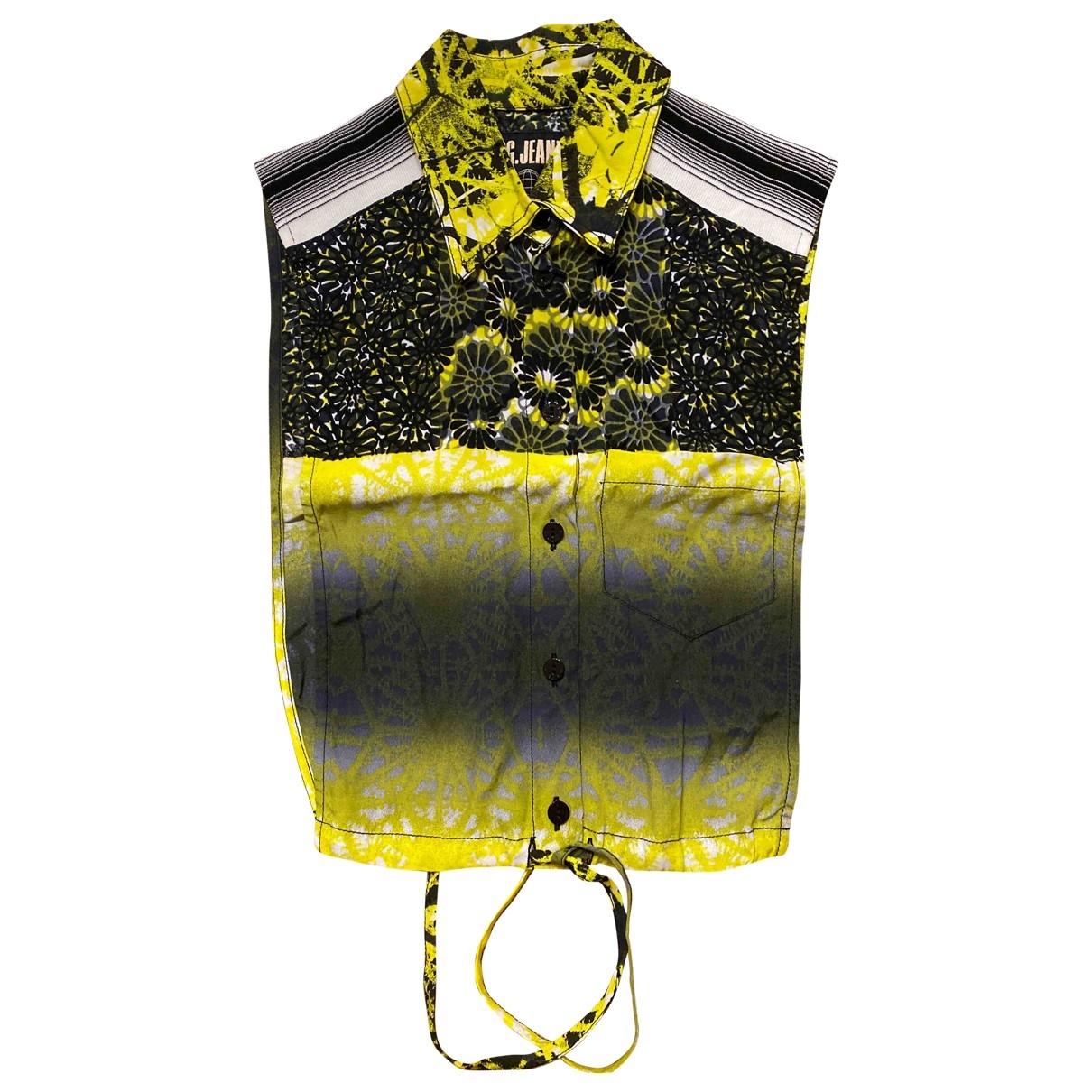 Camiseta sin mangas Jean Paul Gaultier