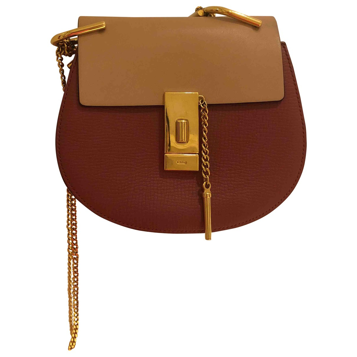 Chloé Drew Multicolour Leather handbag for Women \N