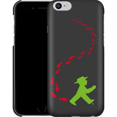 Apple iPhone 6 Plus Smartphone Huelle - AMPELMANN Footsteps  von AMPELMANN