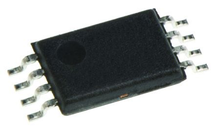 Texas Instruments TLC372CPW , Dual Comparator, Open Drain O/P, 0.65μs 5 → 15 V 8-Pin TSSOP (5)