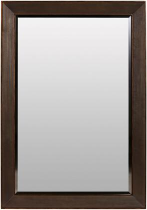 253122-2325 WoodWright Champagne Cody Mirror in