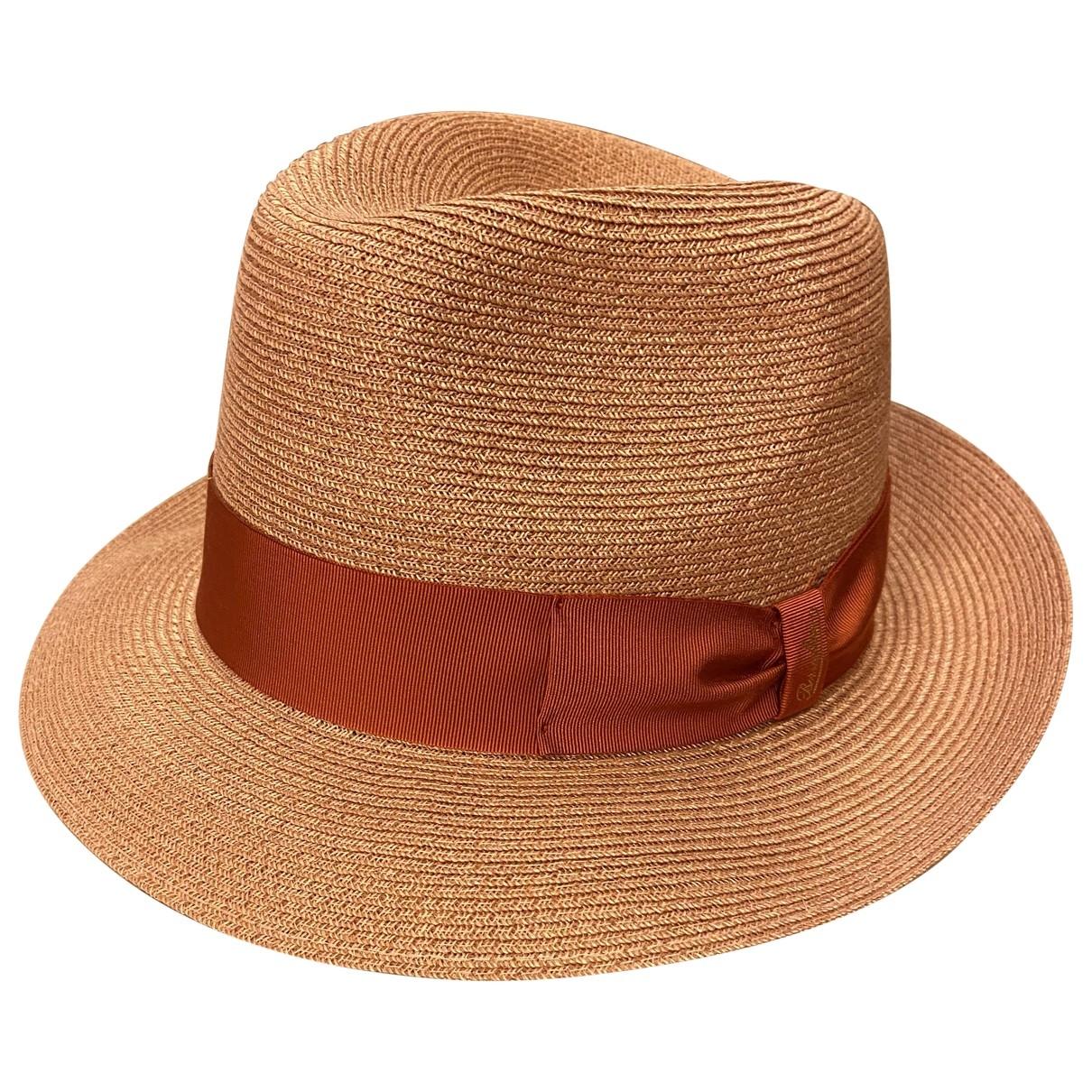 Borsalino \N Wicker hat for Women 57 cm