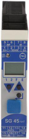 P.M.A Analogue Output, Signal Conditioner