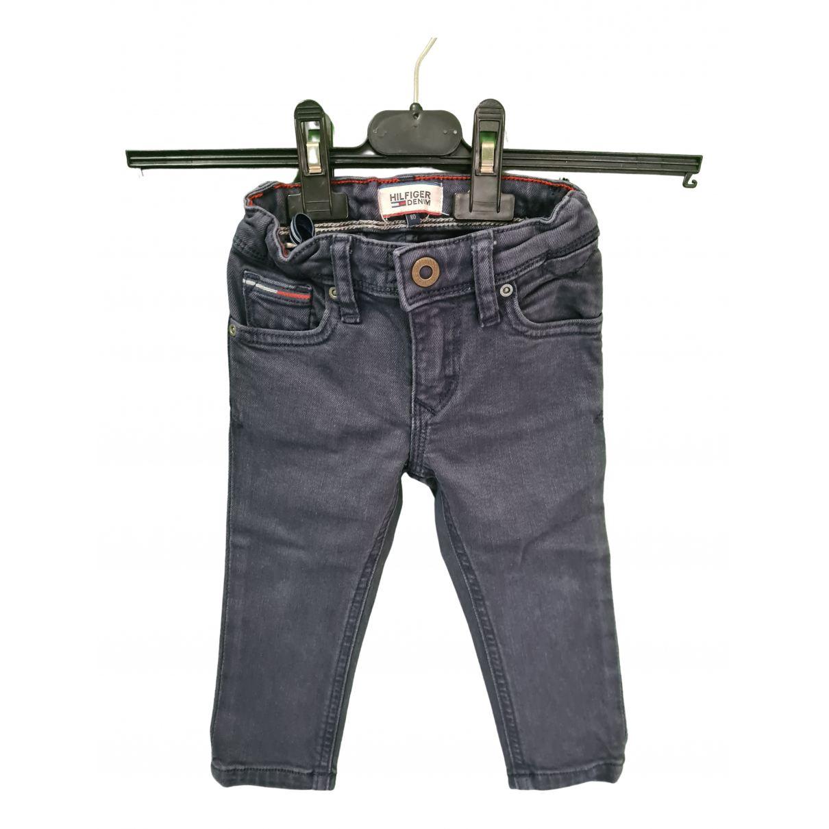 Hilfiger Collection \N Blue Denim - Jeans Trousers for Kids 18 months - up to 81cm FR