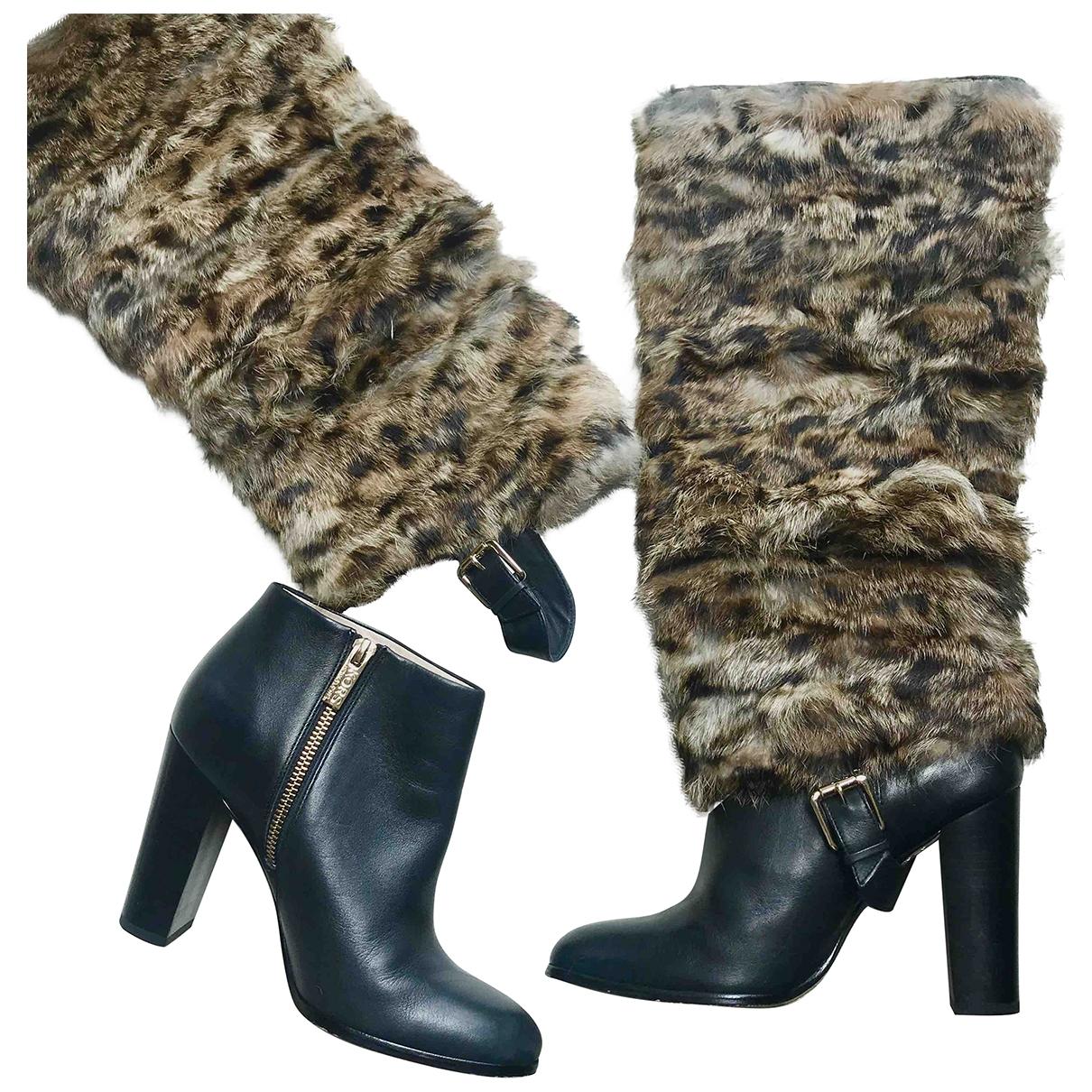 Michael Kors \N Multicolour Leather Boots for Women 37 EU