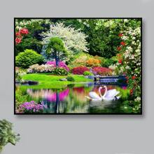 Scenery Pattern Diamond Painting Without Frame