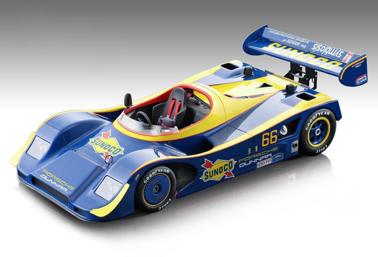 Porsche 966 66 John Paul Jr./ C. Slater
