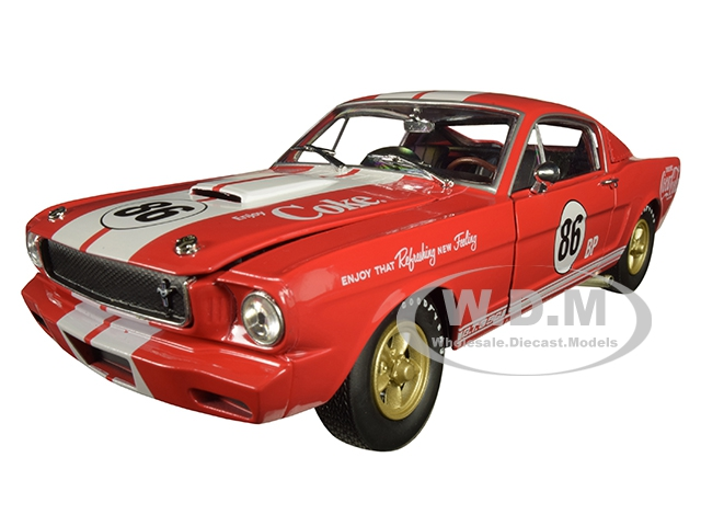 1965 Ford Mustang Shelby G.T. 350R 86