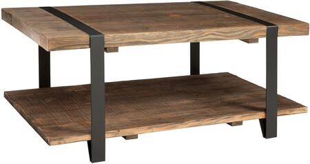 Modesto Collection AMSA1120 42L Reclaimed Wood Coffee