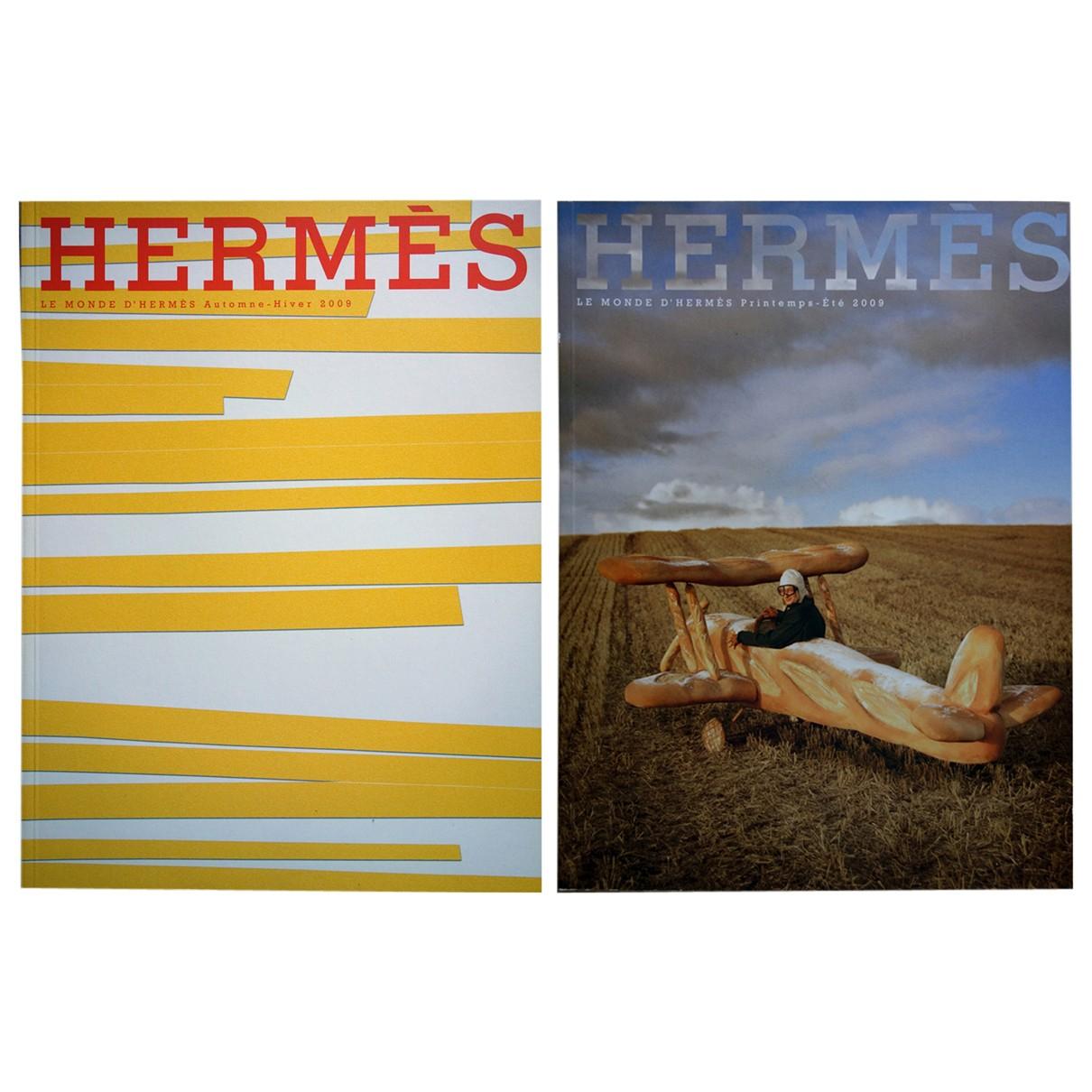 Hermes - Photographie   pour lifestyle en coton - multicolore