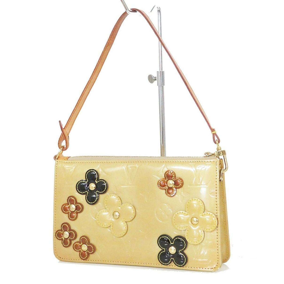 Louis Vuitton \N Leather handbag for Women \N