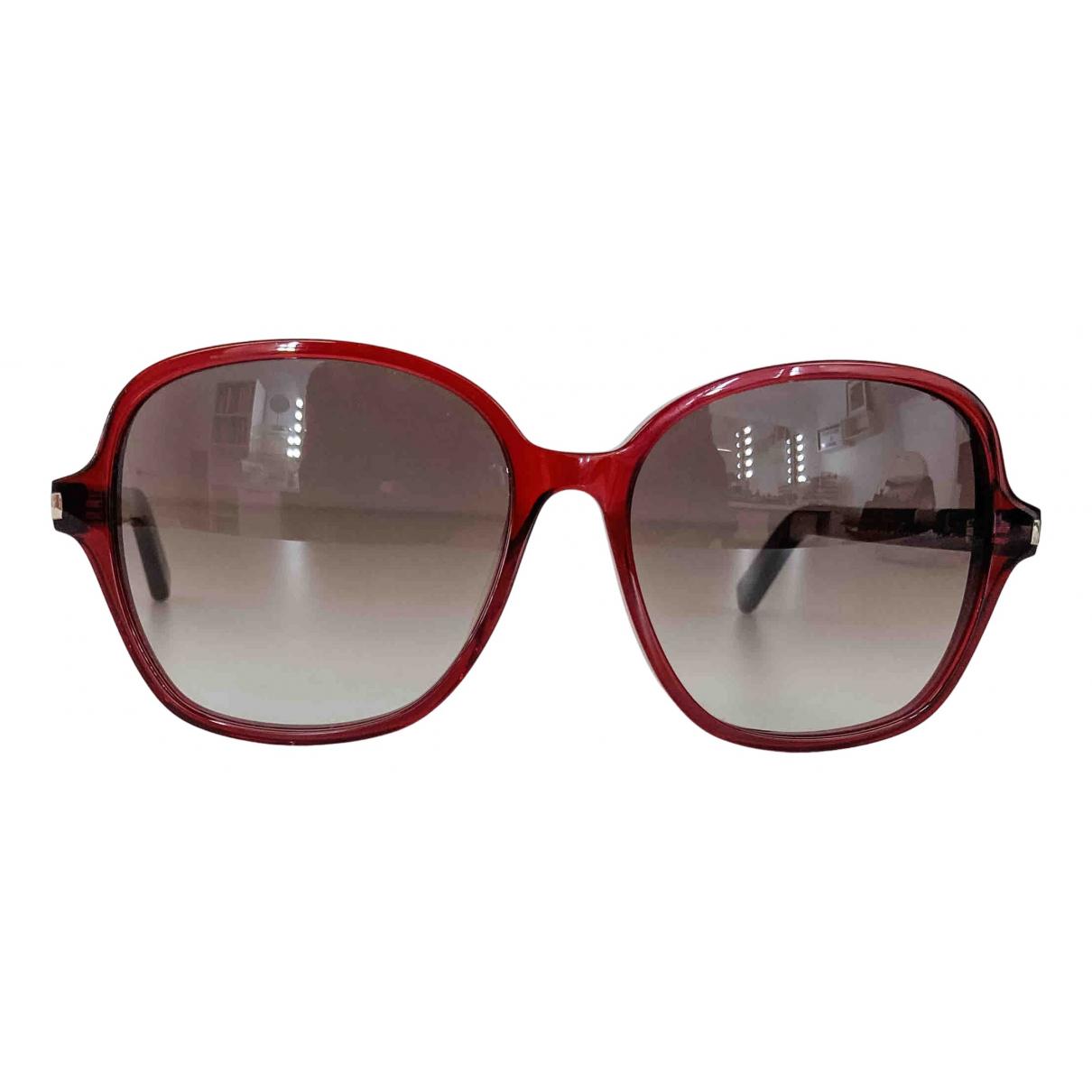 Gafas oversize Saint Laurent