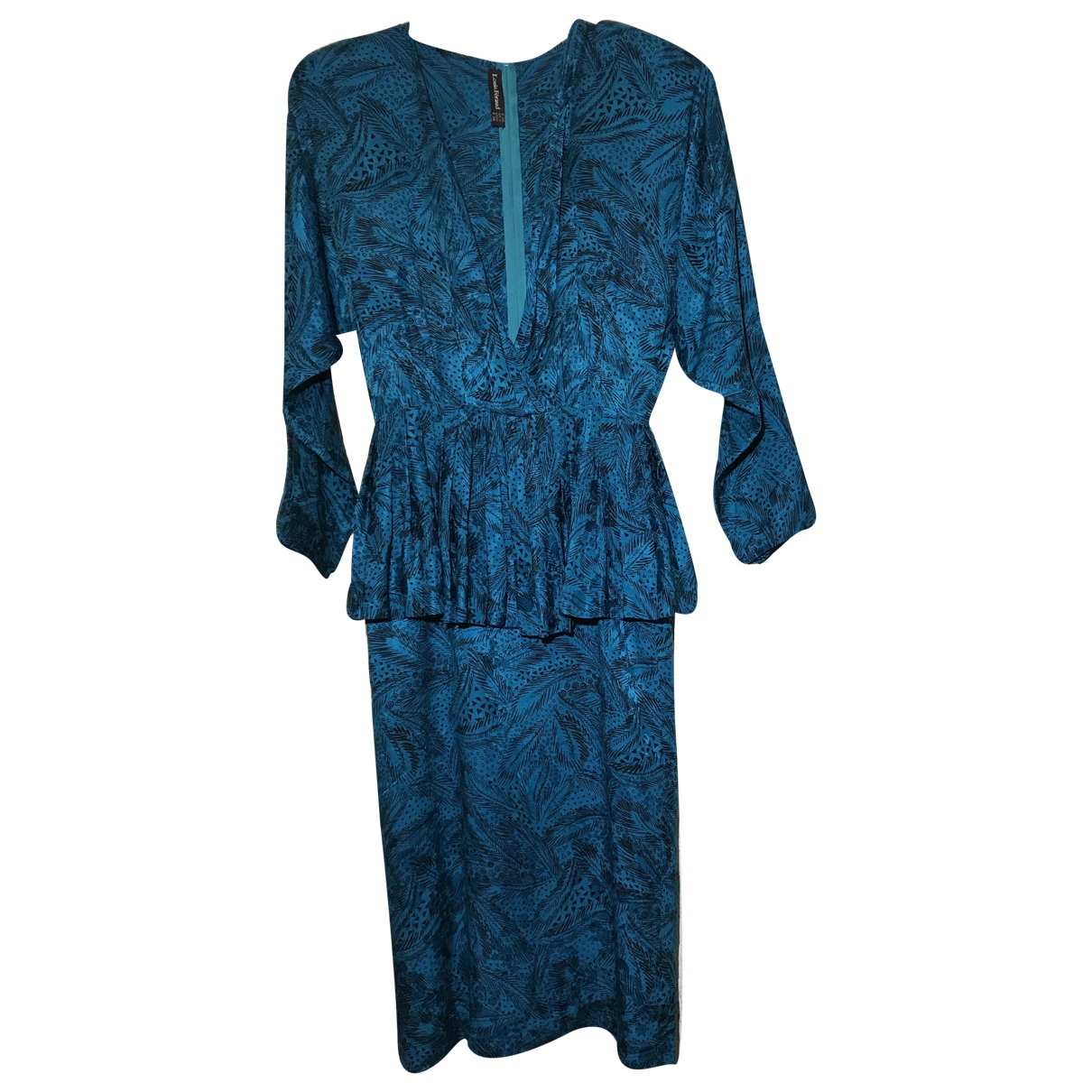 Louis Feraud \N Silk dress for Women 36 FR