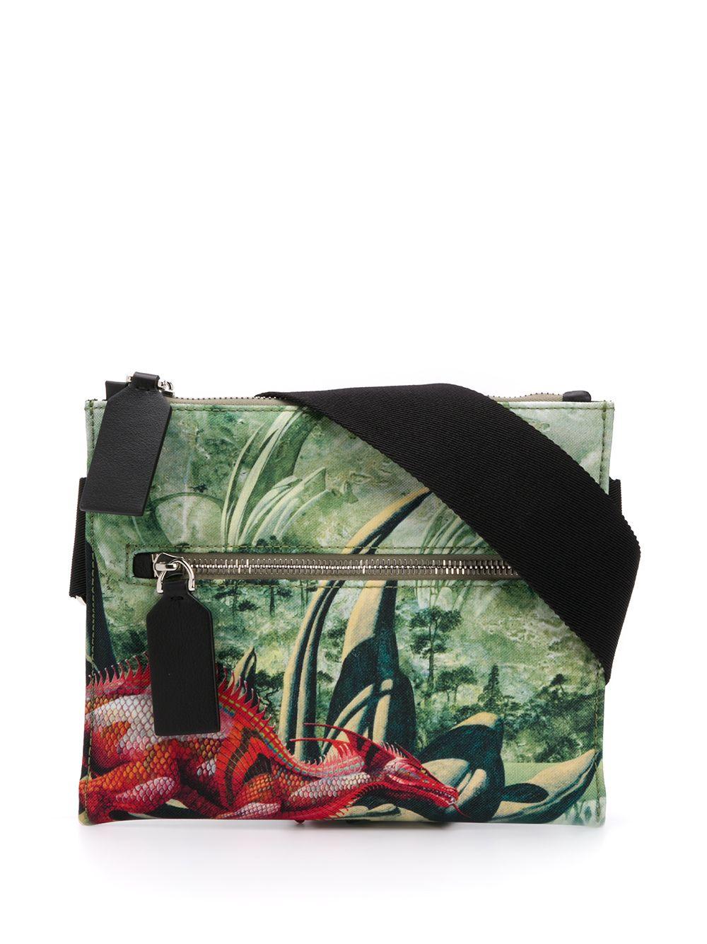Print Crossbody Bag