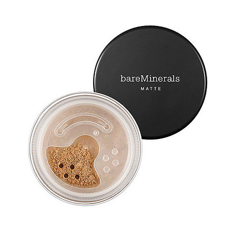 bareMinerals Matte Foundation Broad Spectrum SPF 15, One Size , Beige