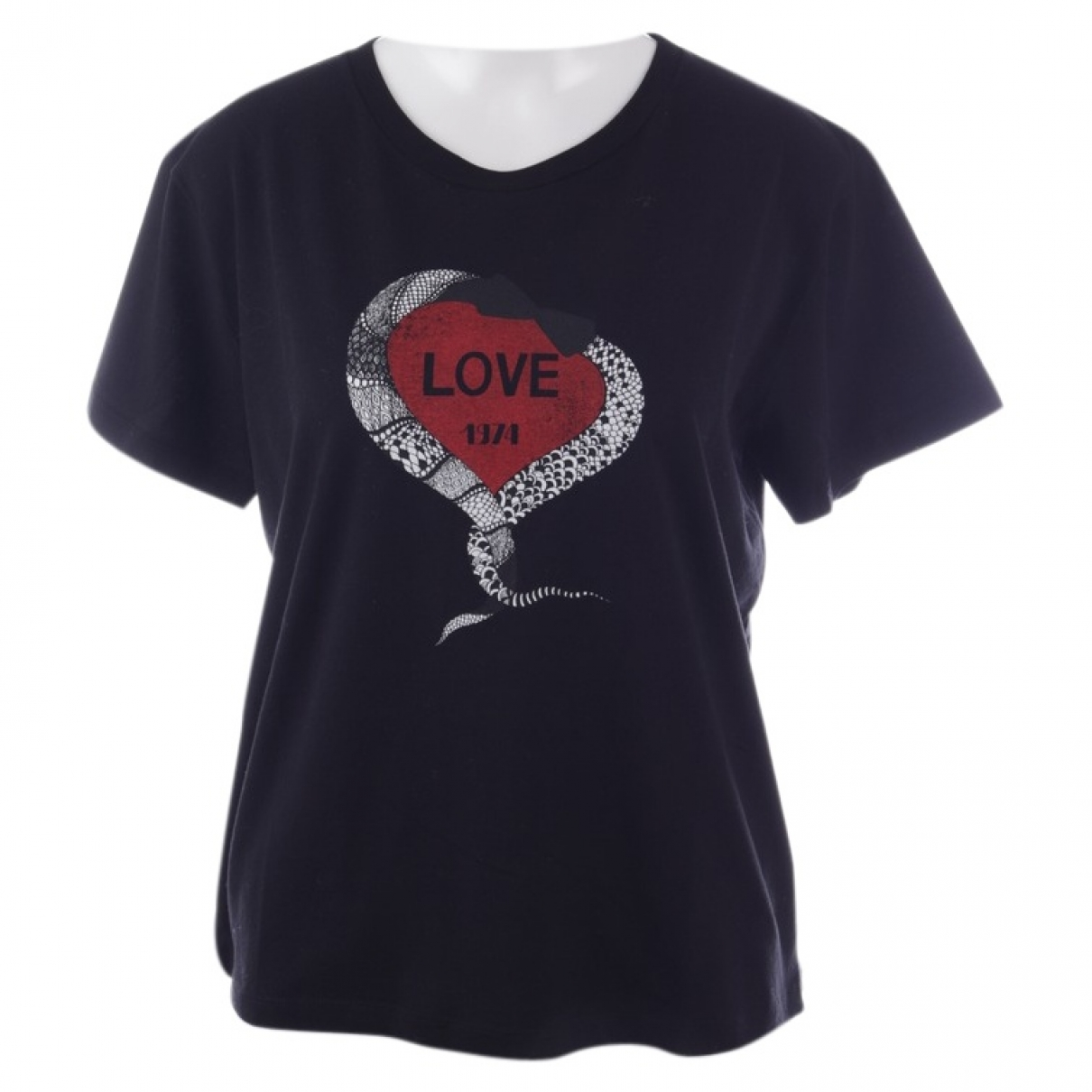 Saint Laurent - Chemises   pour homme en coton - noir