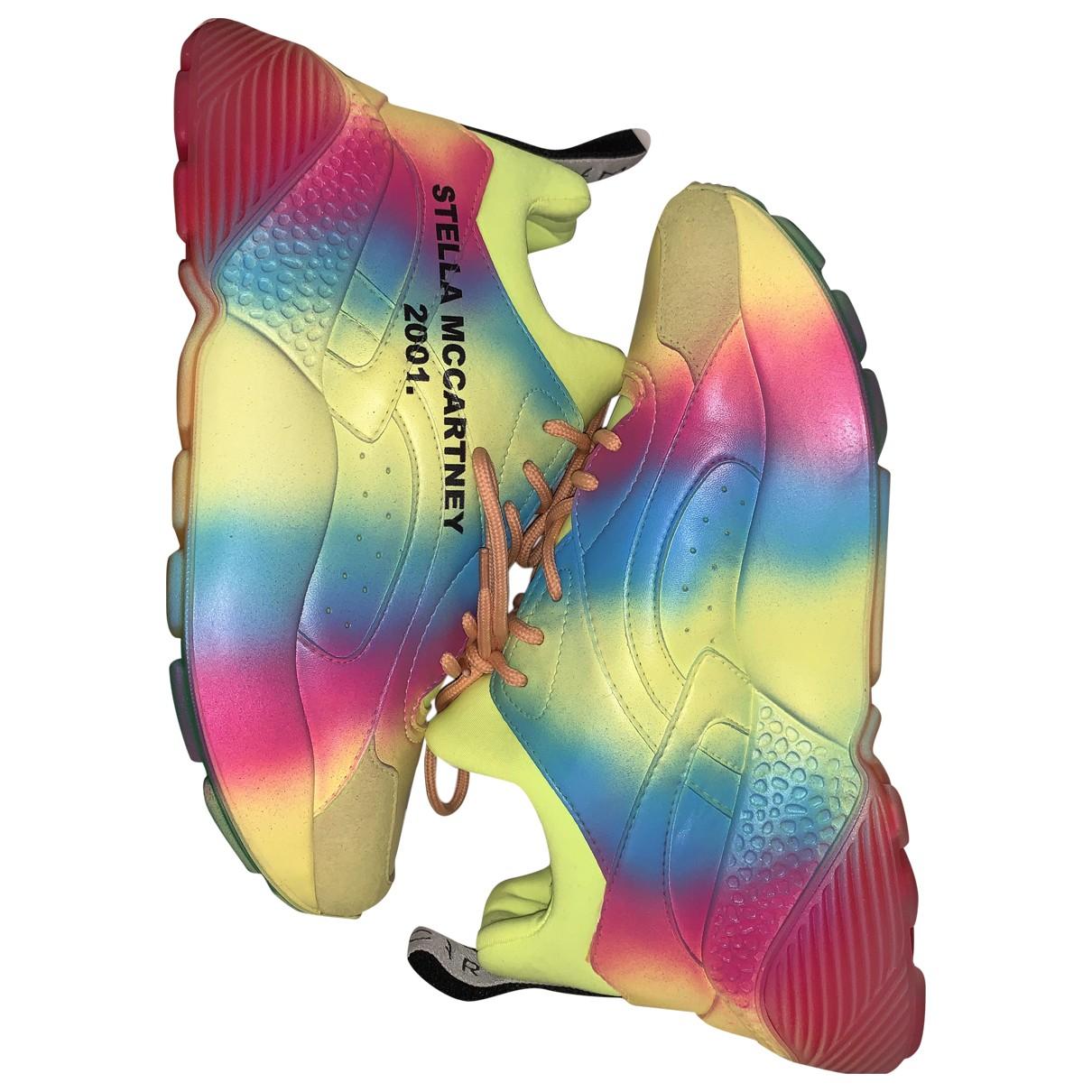 Stella Mccartney - Baskets Eclypse pour femme - multicolore
