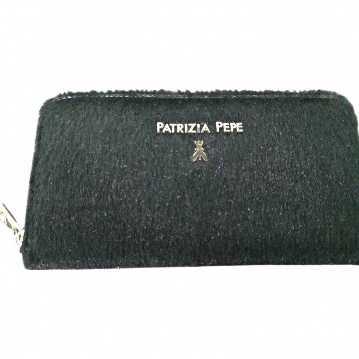 Patrizia Pepe - Portefeuille   pour femme en cuir - multicolore