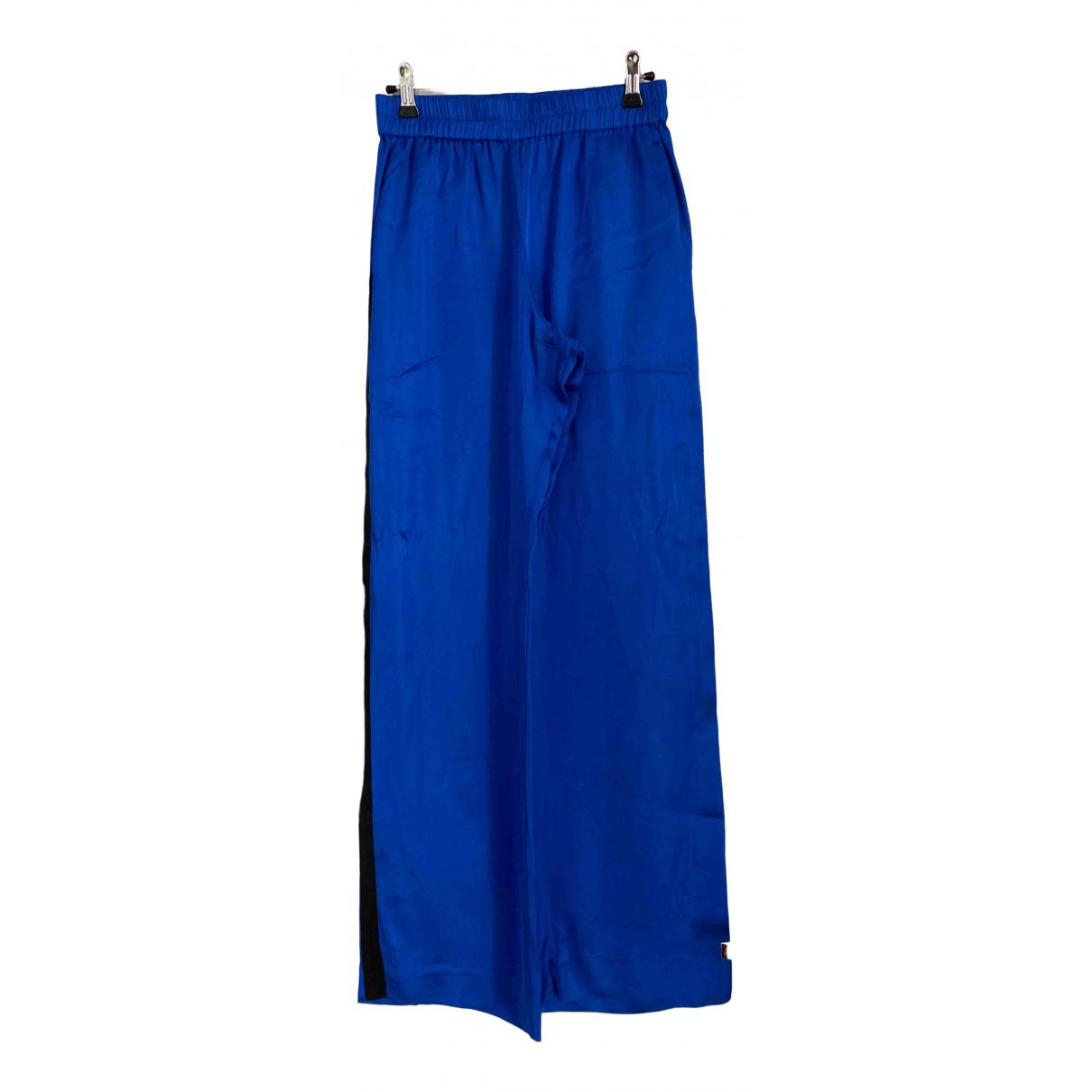 Pantalon de traje de Seda Baum Und Pferdgarten