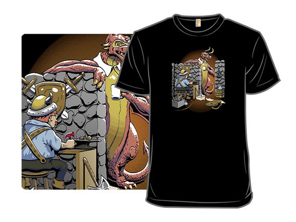 Dungeon Space T Shirt