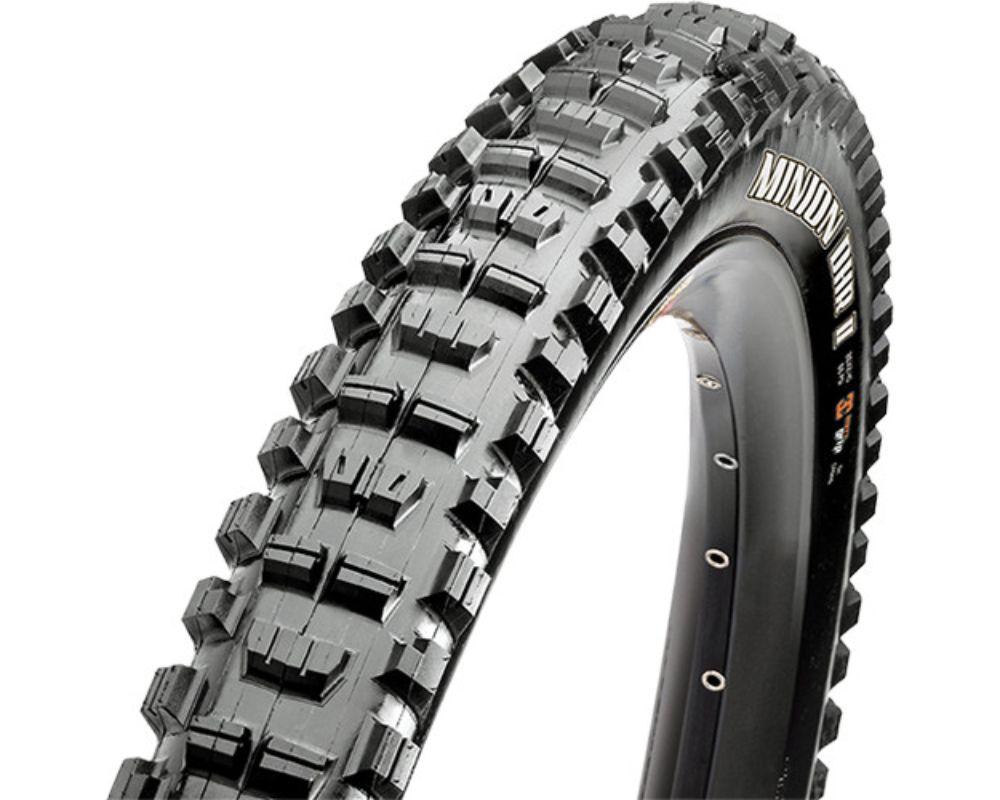Maxxis Tire ETB96776000 Minion DHR II Tire 29 X2.30 DC TT Folding