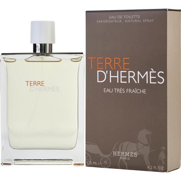 Terre dHermes Eau Tres Fraiche - Hermes Eau de Toilette Spray 125 ML