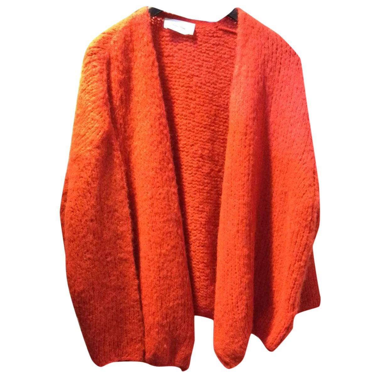 American Vintage N Red Wool Knitwear for Women S International