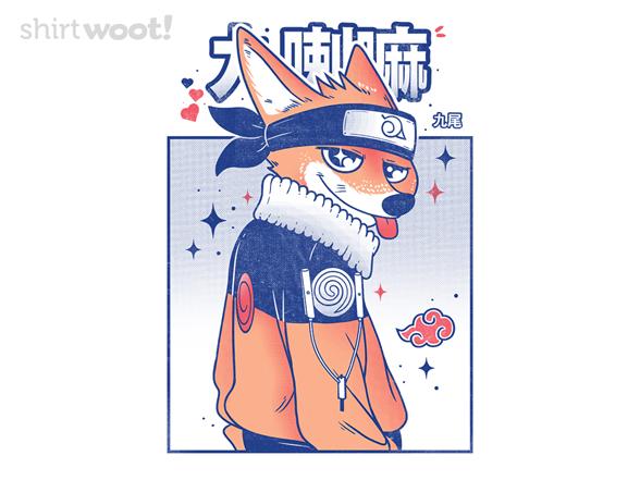 Fox Transformation T Shirt