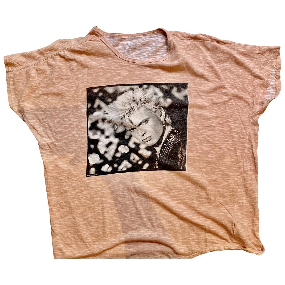 D&g - Tee shirts   pour homme en coton - orange