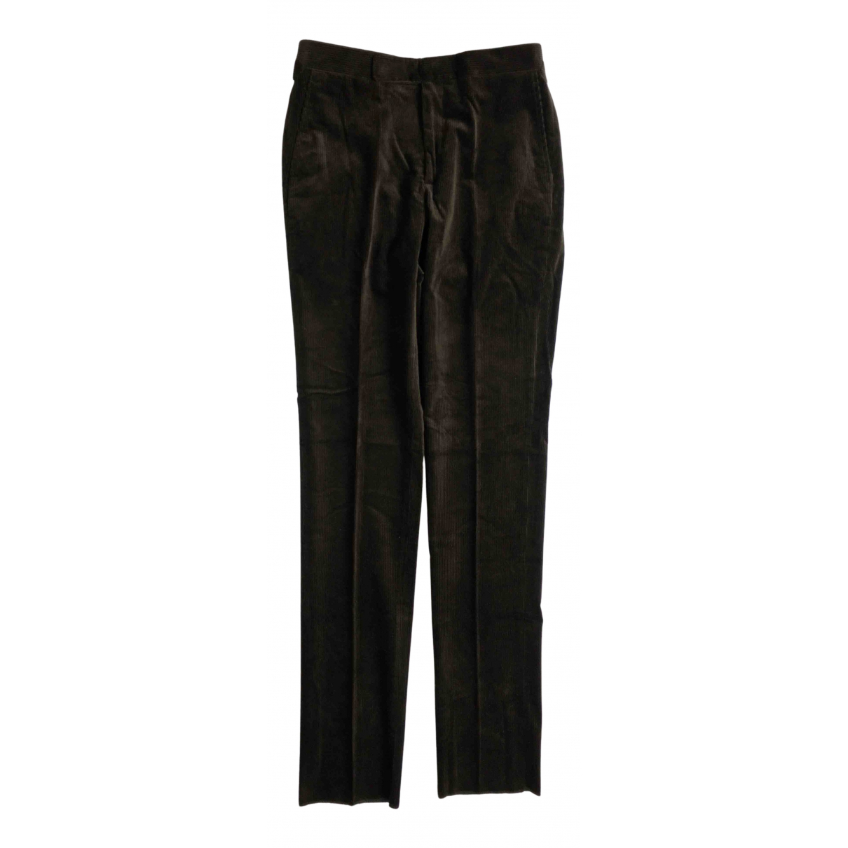 Polo Ralph Lauren N Brown Cotton Trousers for Men 32 UK - US