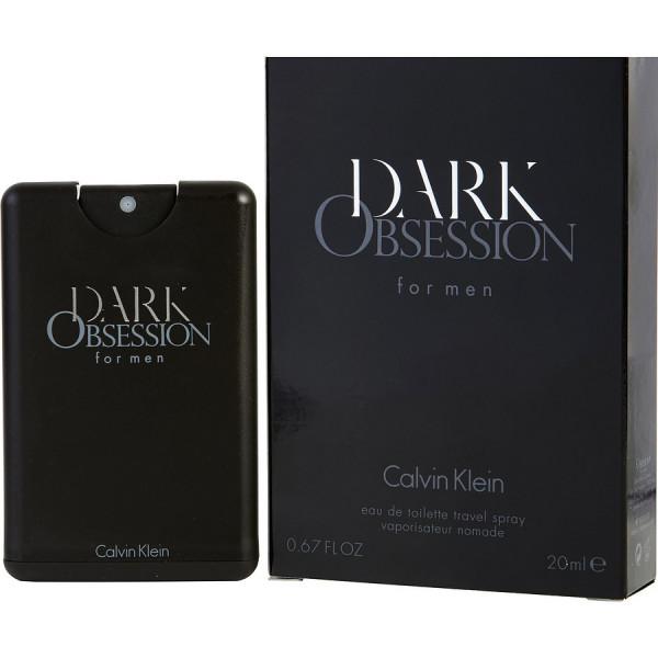 Dark Obsession - Calvin Klein Eau de Toilette Spray 20 ML