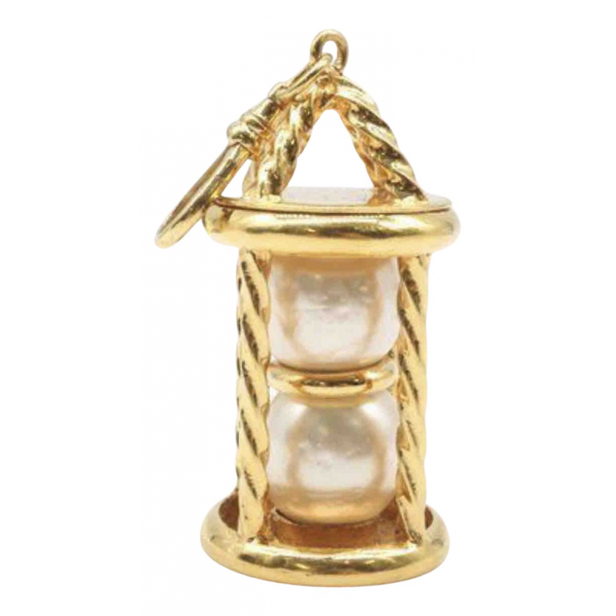 Chanel \N Gold Metal necklace for Women \N