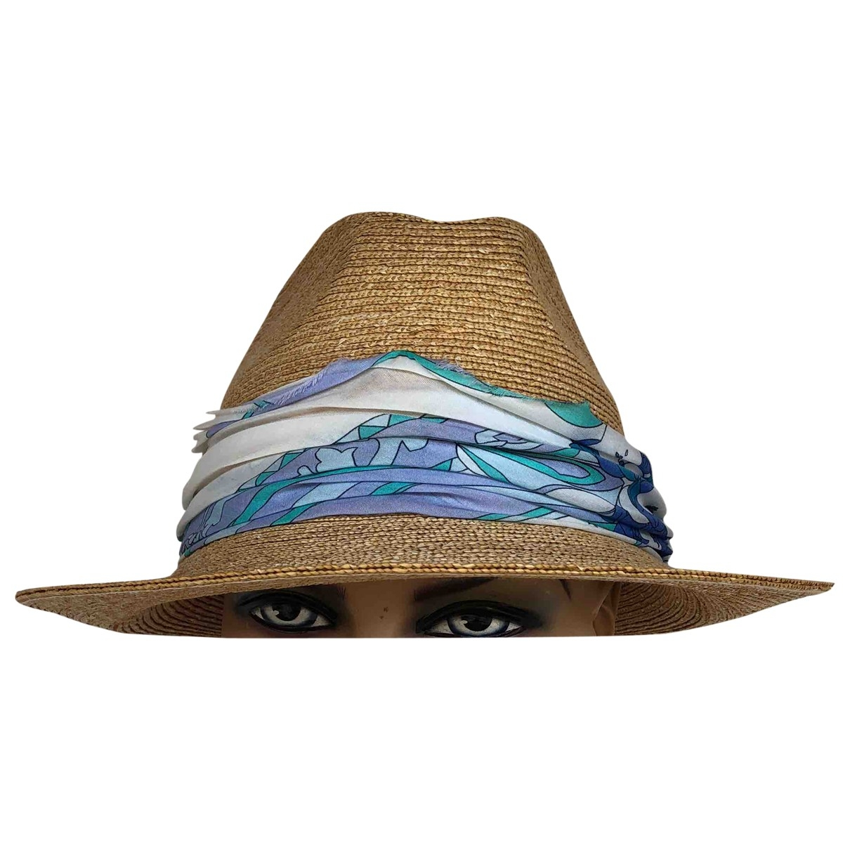 Emilio Pucci \N Beige Cloth hat for Women M International