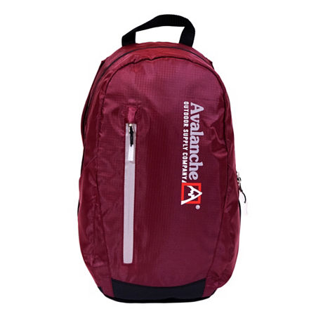 Avalanche Yutan 17 Outdoor Backpack, One Size , Red