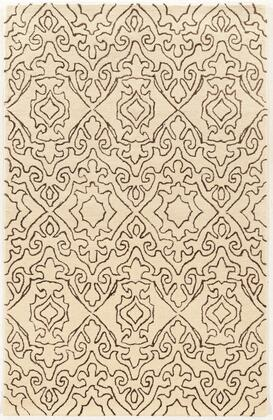 RUGAE2181 8 x 10 Rectangle Area Rug in