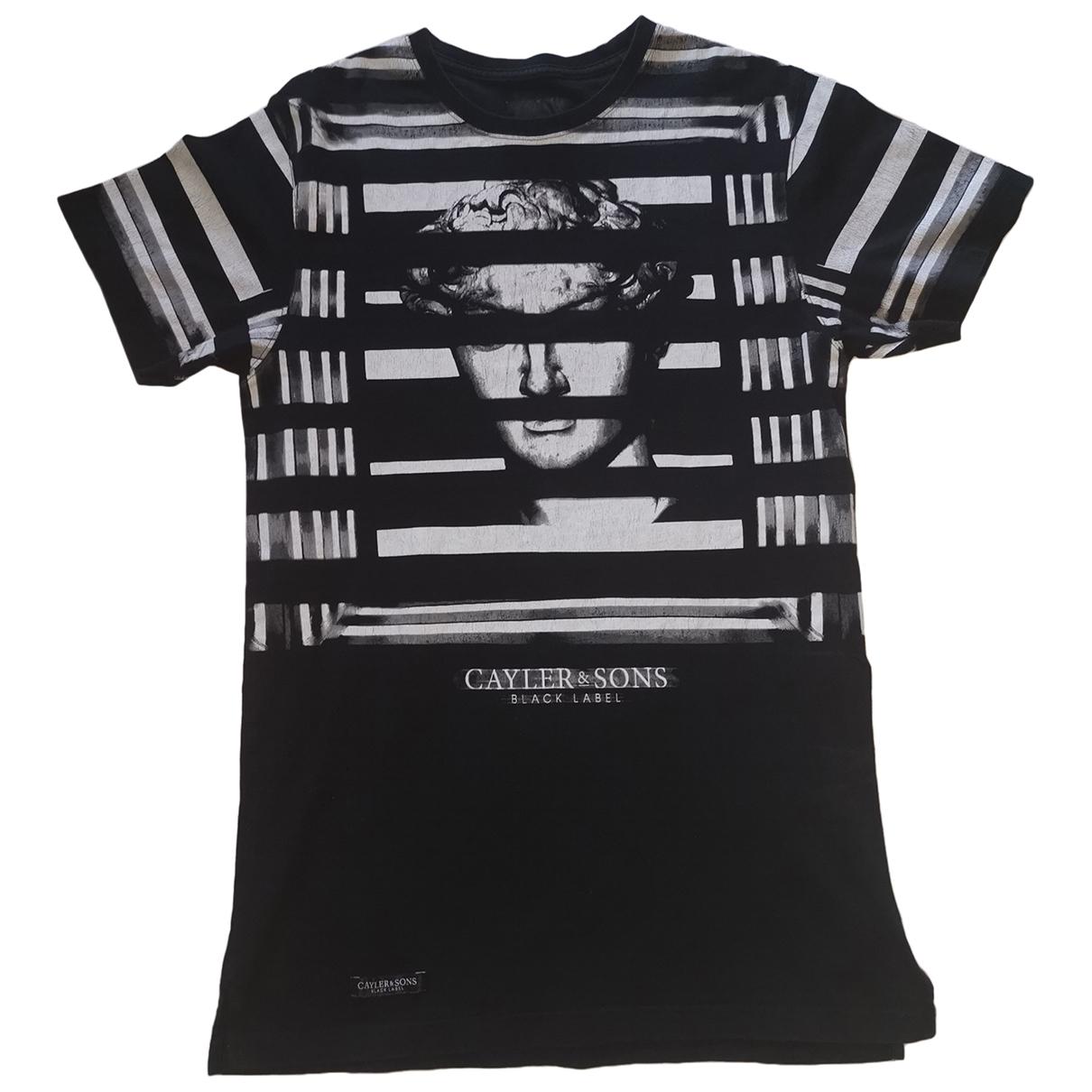 Cayler & Sons - Tee shirts   pour homme en coton - multicolore