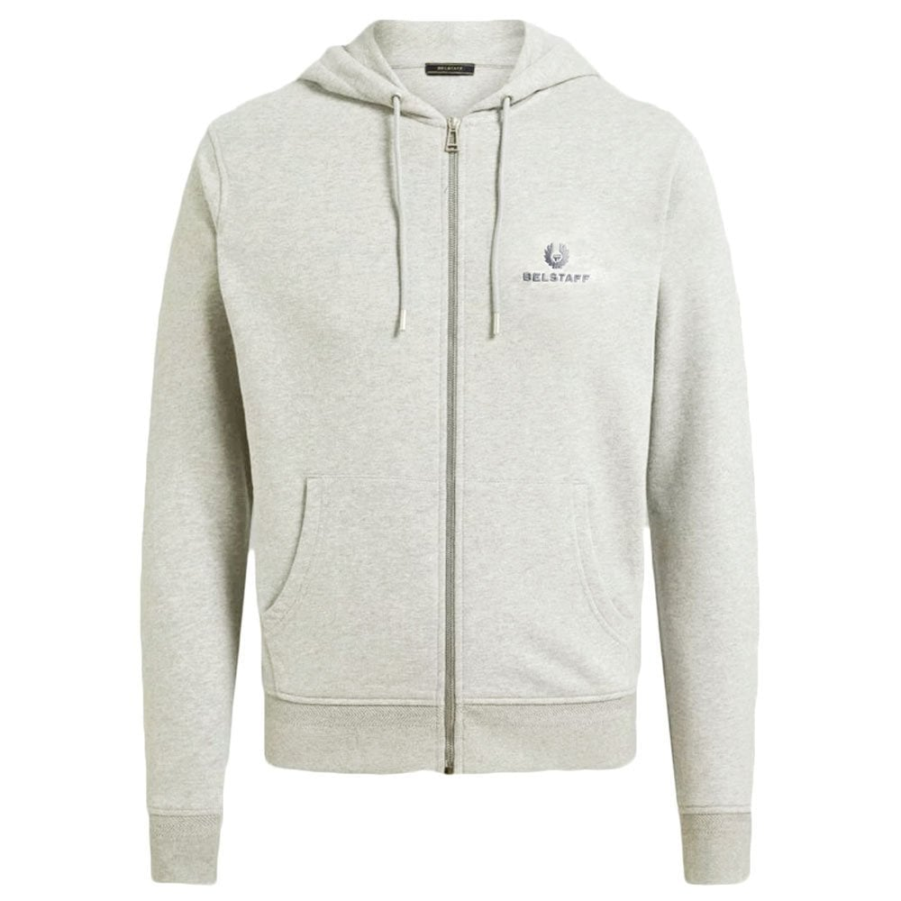 Belstaff Hoodie Colour: GREY, Size: EXTRA EXTRA LARGE