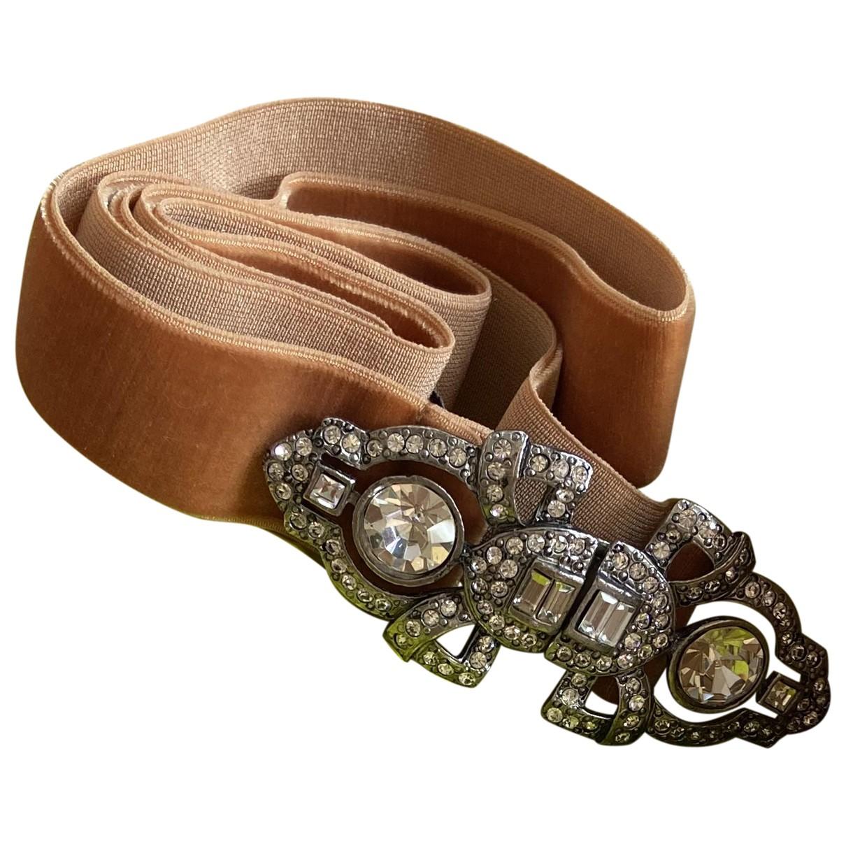 Cinturon Semicouture