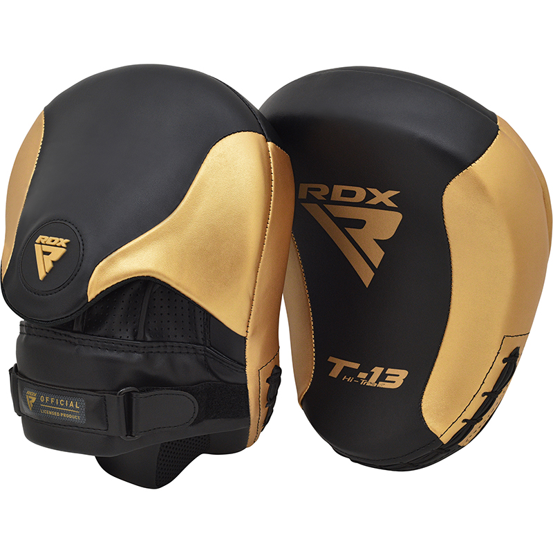 RDX T13 Boxpratzen schwarz\ golden