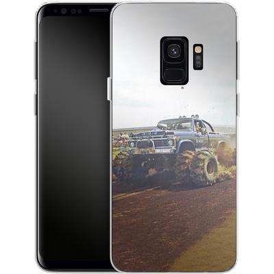 Samsung Galaxy S9 Silikon Handyhuelle - Off Road von Bigfoot 4x4