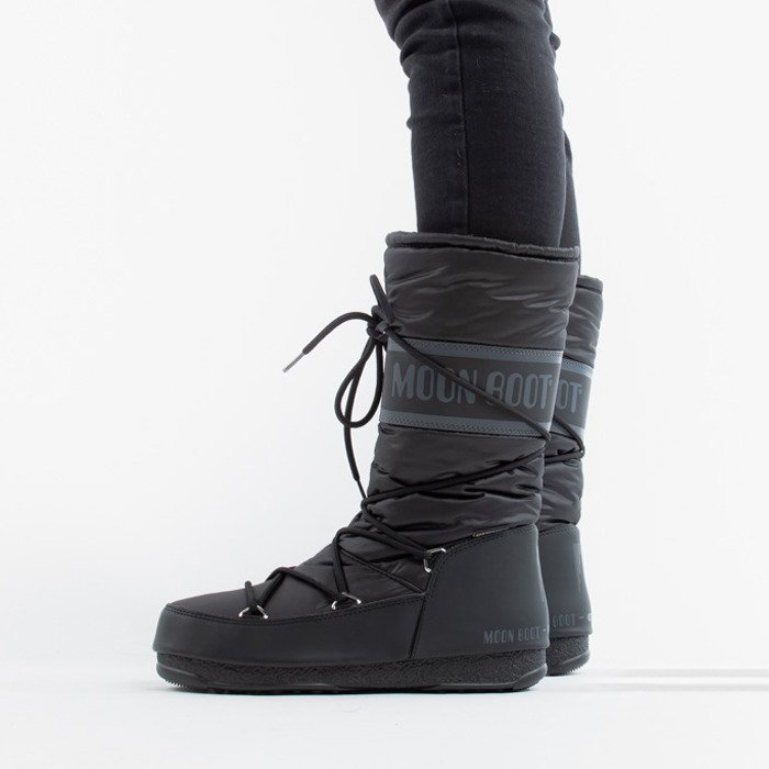 Moon Boot High Nylon WP 24009100 001